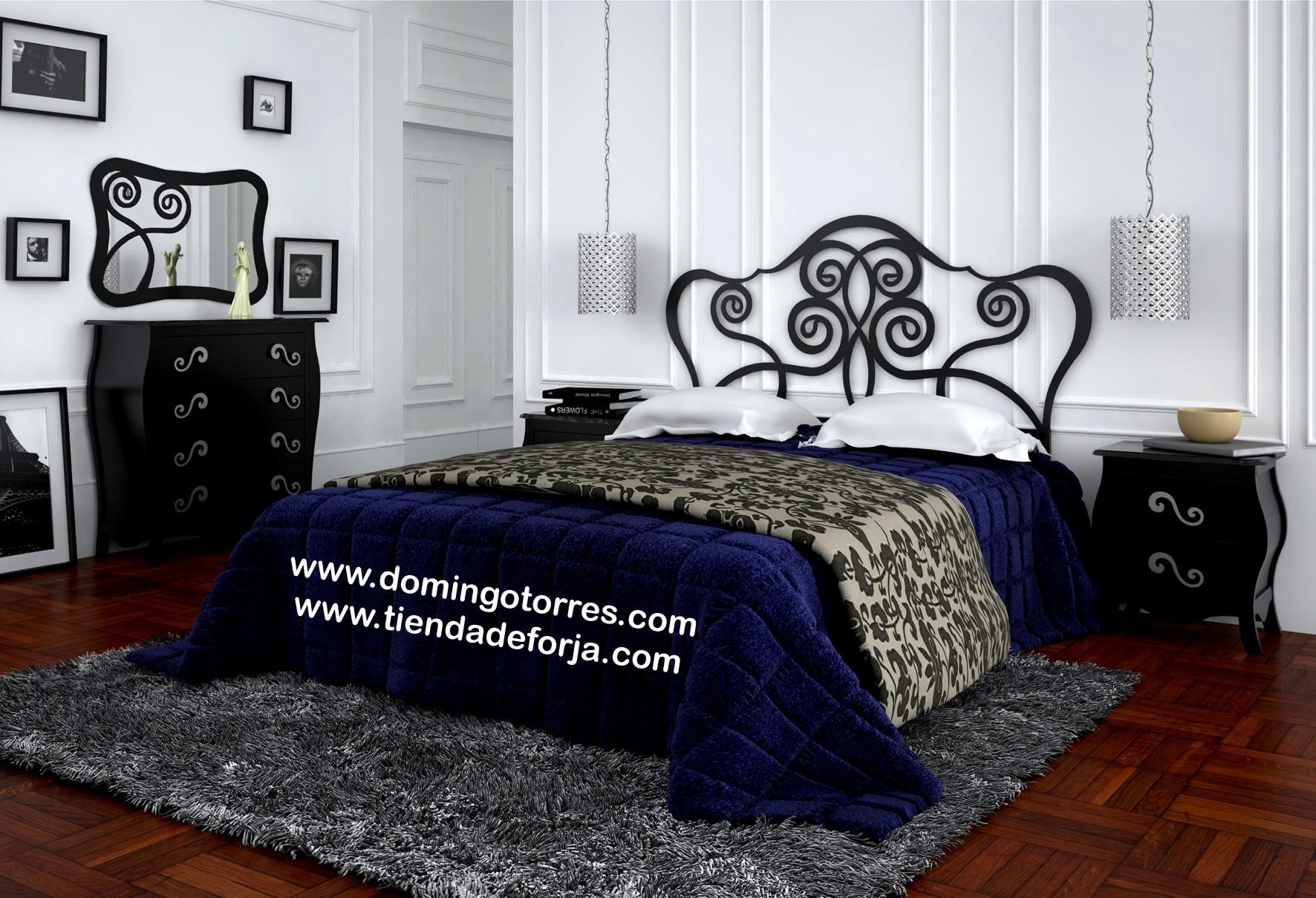 Cabeceros camas stunning cabeceros camas with cabeceros - Cabeceros de forja antiguos ...